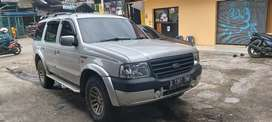 Ford Everest xlt 2006 4x2 manual diesel
