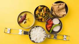 Tiffin service only Rs 40