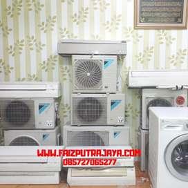 dibeli AC berbagai merk dan kondisi