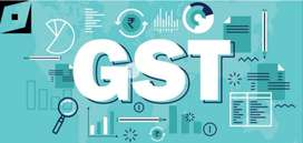 Income tax return ,Gst return