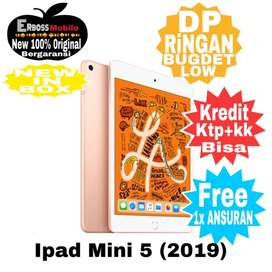 KReDiT LoW DP3jtan Ipad Mini 5 New 2019 [256GB/Wifi Only] Call/WA