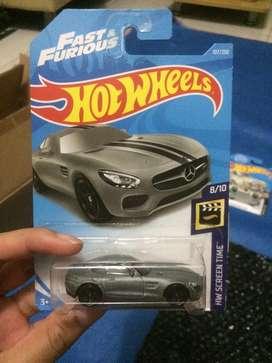 Jual Hotwheels '15 Mercedez-AMG GT Fast&Furious
