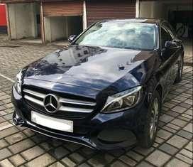 Mercedes-Benz C-Class 200 K Elegance AT, 2017, Petrol