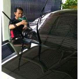 Kaca film mobil kualitas menengah 3m auto film