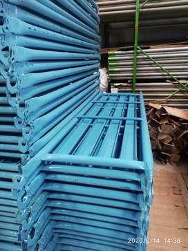 Catwalk jajakan scaffolding berkualitas pengganti bambu dan galam 368