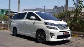 Toyota Vellfire 2.4 Z 2013 Perfect Condition!