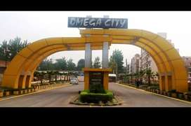 One BHK semi-finished flat available for rent at Kharar location