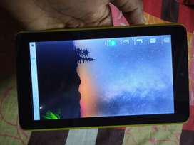 Iball i701 tab mint condition