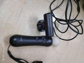 PS3 eye and move controller for 3000