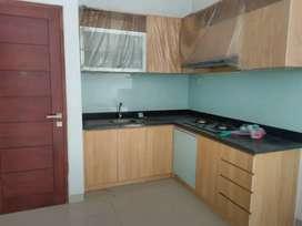 Bangun dapur renovasi model minimalis tukang berpengalaman rapih rajin
