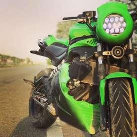 Kawasaki ninja 650 with cafe racer  !whatsapp only !