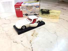 Tomica 40Th Anniversary Vol1 Toyota 2000GT