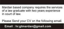 required service of a law graduate