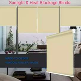 Rolling Window blinds