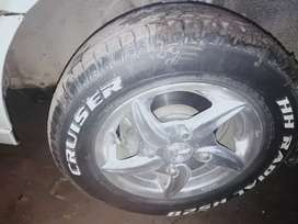 No need to any work.. engine body tyre fuel average is ok...