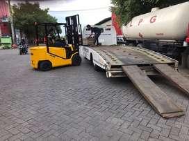 Boss Forklift Bensin YALE JAPAN Langsung Pakai