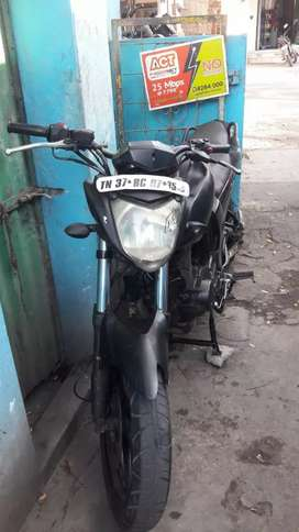 Yamaha FZ S 150 with Excellent Engine Condition