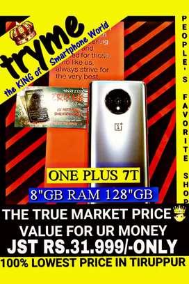 TRYME 8Gb/128Gb 1+7T Full Kit fresh Conditions
