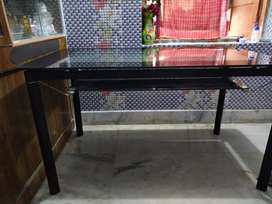 Sell on low price Godrej 2 storage dining table
