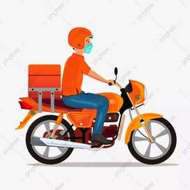 Kamao 18000 tak korba me parcel delivery krke