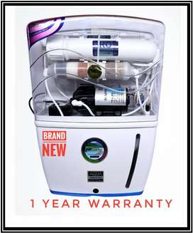 BRAND NEW RO WATER PURIFIER WITH 15 l tank monsoon offer