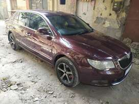 Skoda Superb 2008-2013 Elegance 1.8 TSI AT, 2009, Petrol