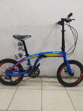 Sepeda Lipat Gyro