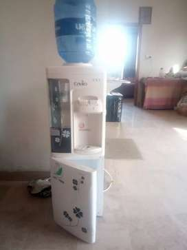 Enviro Water Dispenser with refrigerator for sale