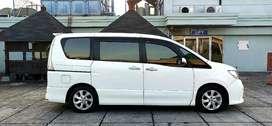 Nissan SERENA HWS 2.0 AT 2014 Syariah DP 25 jt