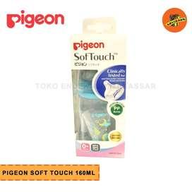 PIGEON SOFT TOUCH PP BOTTLE 160ml - Botol Susu Bayi