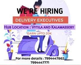 Soorambail Location Delivery Boys  Needed