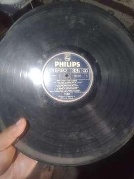 Gramophone disk