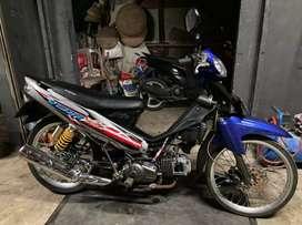Yamaha Vega R new 2007 mulus