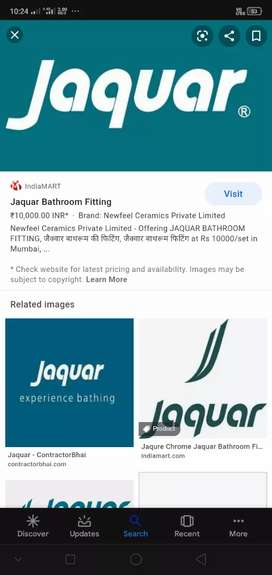 Need a technition tor jaquar bathroom acceseries company .