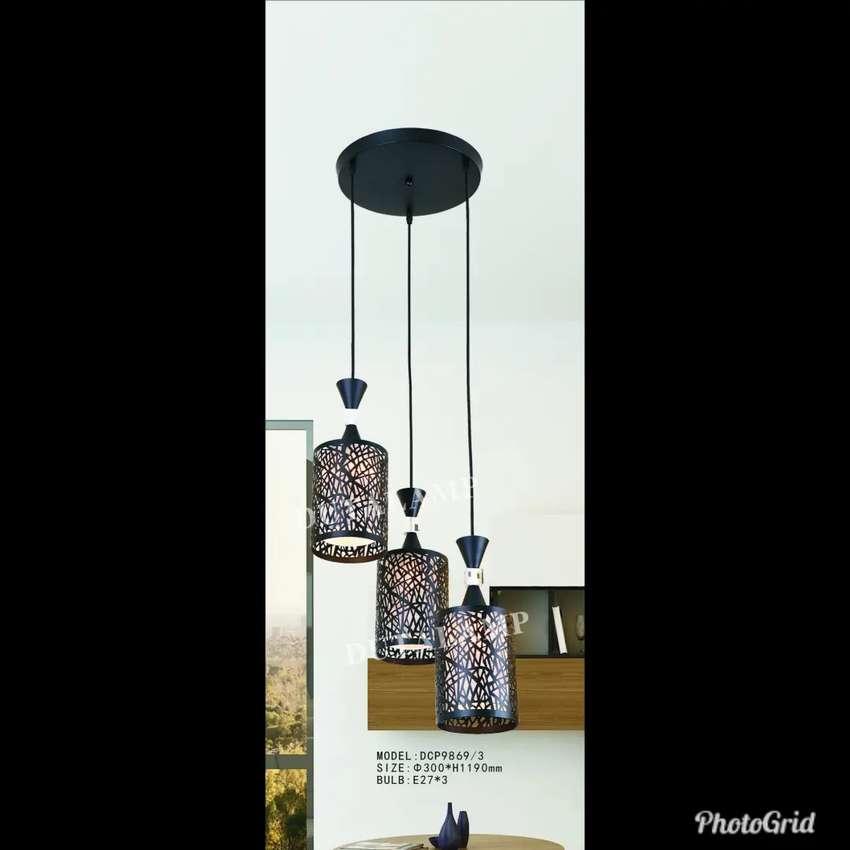 Lampu hias gantung minimalist 0