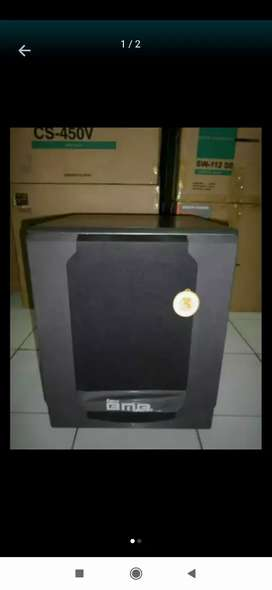 subwoofer bmb 12in