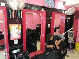 Hair port saloon