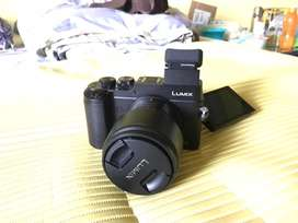 Panasonic Lumix Gx-8 + lensa 45-150
