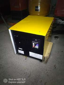 Commerial & industrial battery charger 24V 45amp