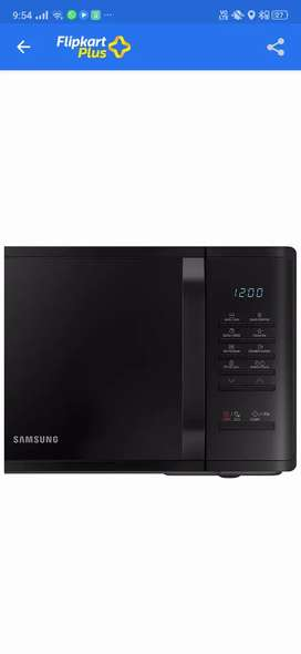 Oven new Samsung mico even 15 deys only usas