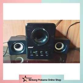 Speaker Active 2.1 Bluetooth SADA D-203