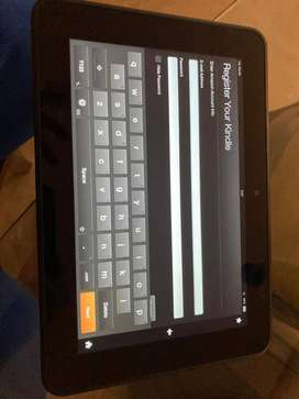 Kindle fire HD 8.9 tablet