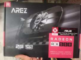 Amd Rx 550 2gb only 2months old