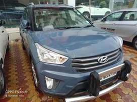 Hyundai Creta 1.6 S Petrol, 2016, Petrol