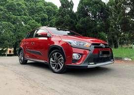 Toyota yaris trd heykers 2017