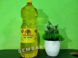 Minyak Goreng TROPICAL 2 Liter Botol