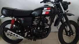 Kawasaki  W175 SE Tahun 2020 Plat Lampung Utara