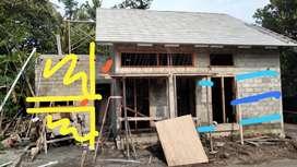 TIMUR SD BOGO Rumah Murah di Wijirejo 850m RS UII Pandak