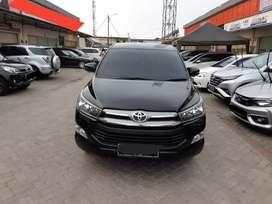 Toyota Kijang Innova Reborn G A/T Thn 2018 Hitam Metalik