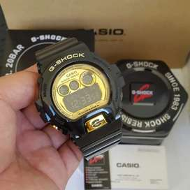 G-Shock DW6900 Digital Time